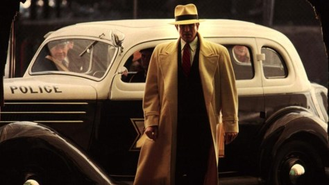 Warren Beatty - Dick Tracy