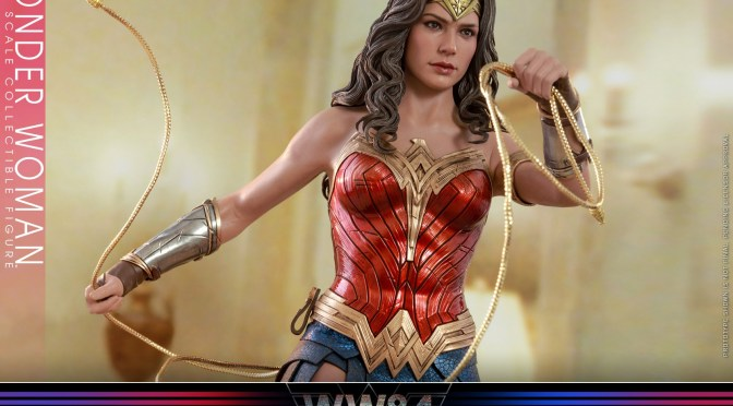 Hot Toys | First Look At Wonder Woman (Wonder Woman 1984)