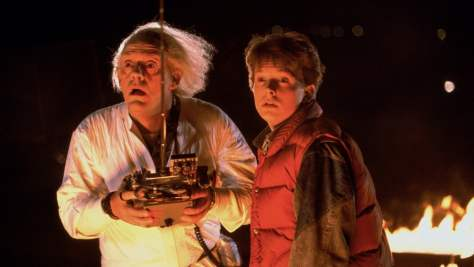 Back To The Future 001