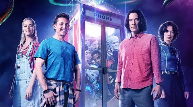 'Bill And Ted Face The Music' To Get Simultaneous Release | New Trailer