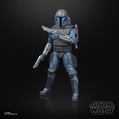 Black Series Clone Wars Mandalorian Loyalist 007