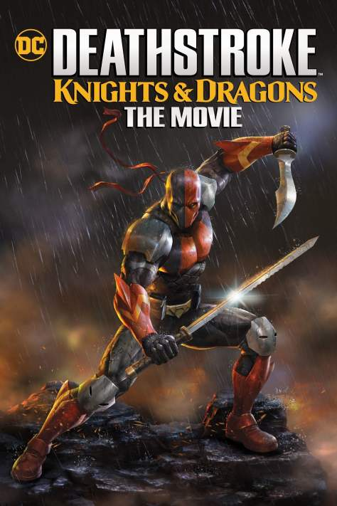 Deathstroke Knights And Demons
