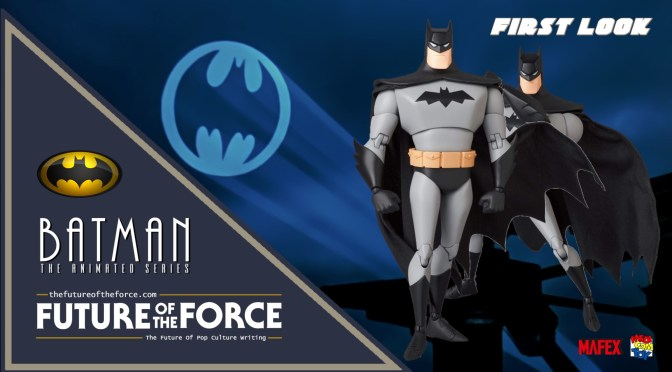 First Look | Batman: The New Batman Adventures MAFEX (Medicom Toy)