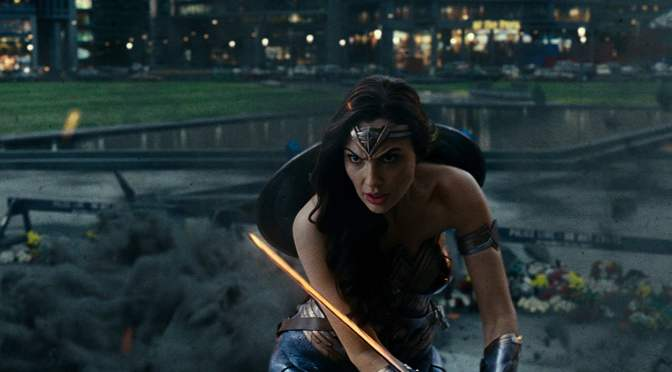 New Teaser for 'Wonder Woman 1984' Debuts In The USA