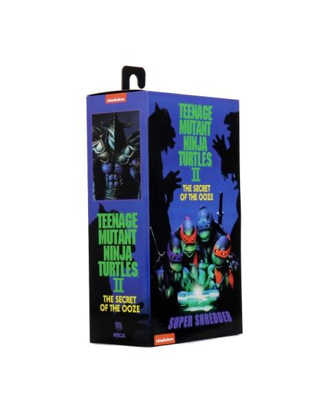 NECA Super Shredder Packaging 1