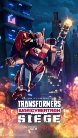 Transformers: War For Cybertron: Siege poster