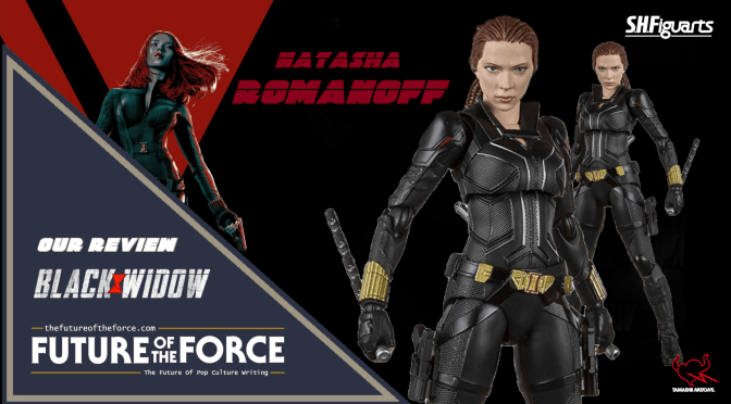 S.H. Figuarts Review | Black Widow