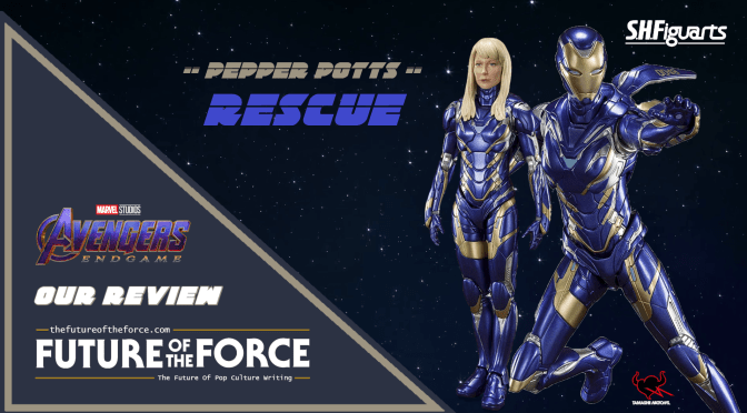 S.H. Figuarts Review | Marvel's Rescue (Avengers Endgame)