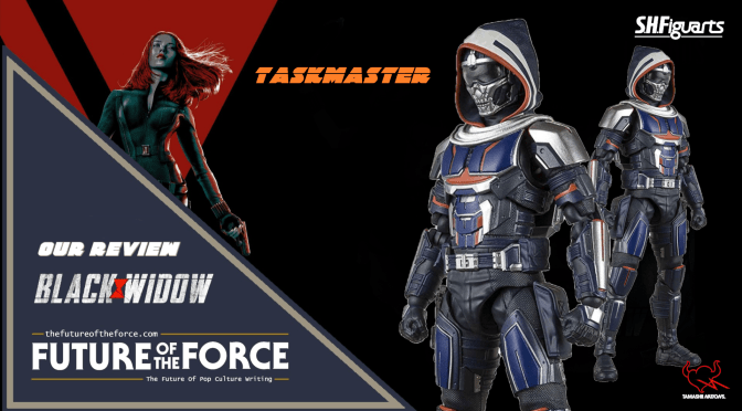 S.H. Figuarts Review | Taskmaster (Black Widow)