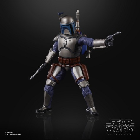 Hasbro Star Wars The Black Series Gaming Greats Jango Fett 005