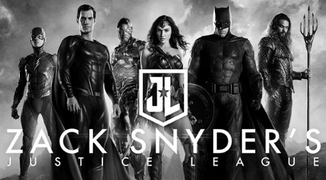 Justice Con | Zack Snyder Reveals 'Justice League' Awesomeness