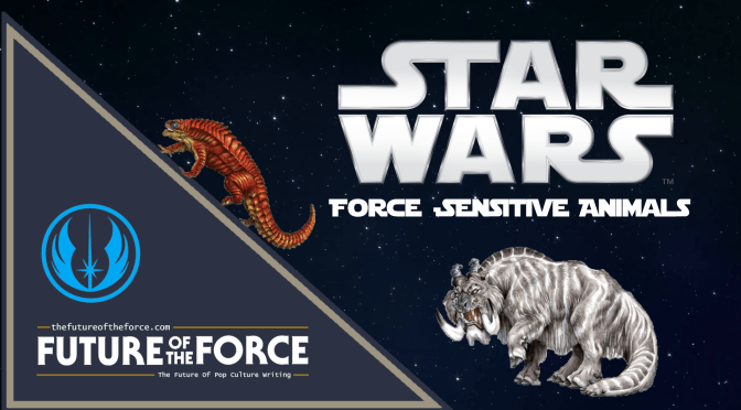 Star Wars | Force-Sensitive Animals