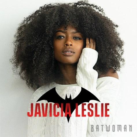 Javicia Leslie - Batwoman