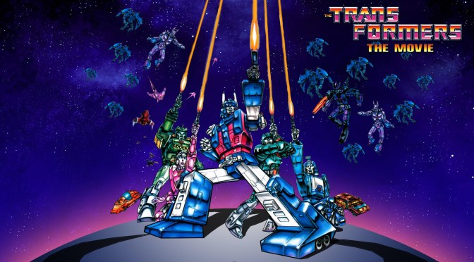 Transformers The Movie Featured
