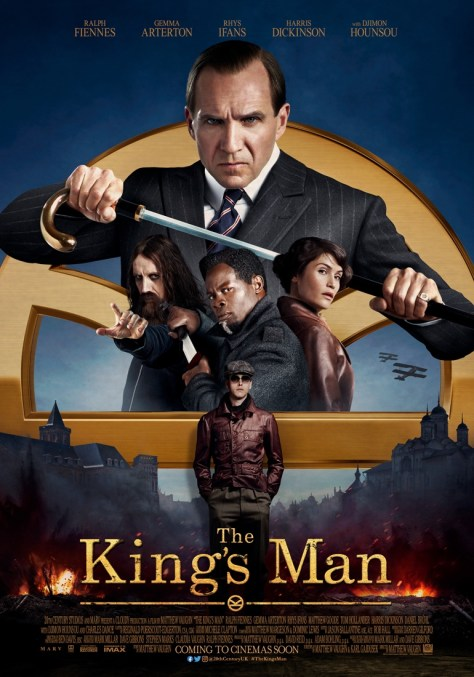The King's Man Poster 001