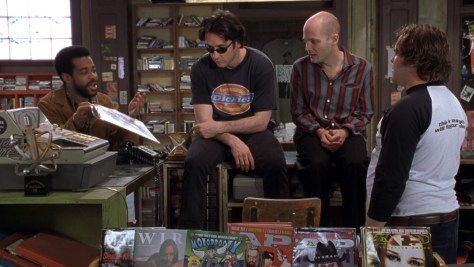 High Fidelity 001