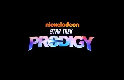 Star Trek Prodigy Logo - Nickelodeon