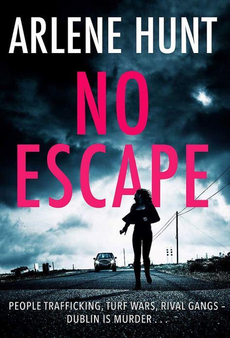 No Escape - Arlene Hunt Cover