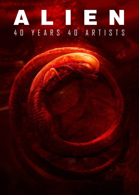 Alien 40 Years 40 Artists
