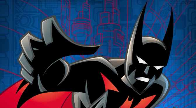 DC FanDome | 'Batman Beyond' Highlights