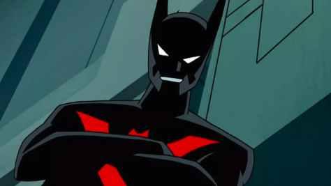 Dc Fandome Batman Beyond Highlights Future Of The Force