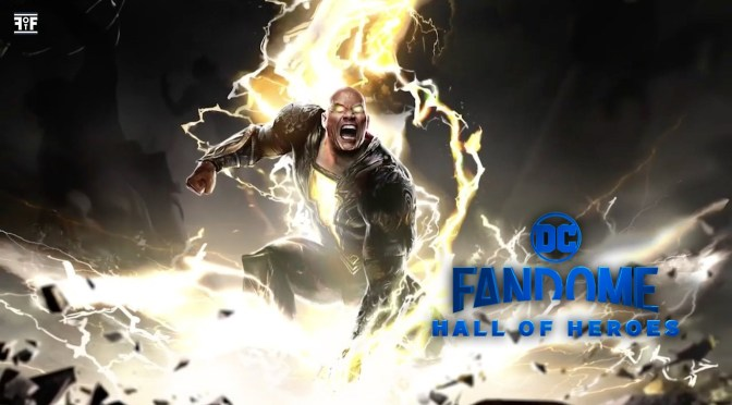 DC FanDome: Black Adam | The Rock Reveals ALL!