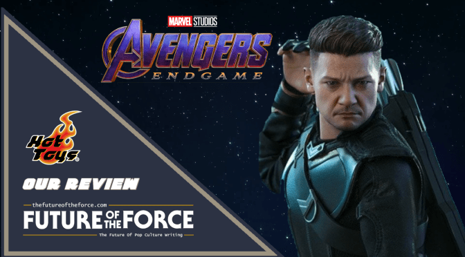 FOTF TV | Hawkeye (Avengers Endgame) Hot Toys Unboxing Video