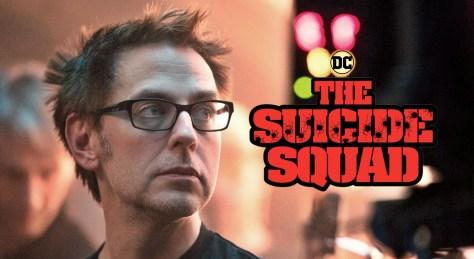 James Gun -The Suicide Squad