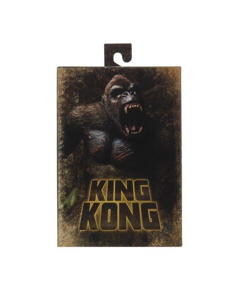 NECA King Kong Packaging 001