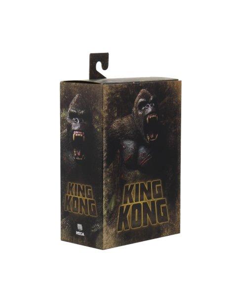 NECA King Kong Packaging 002
