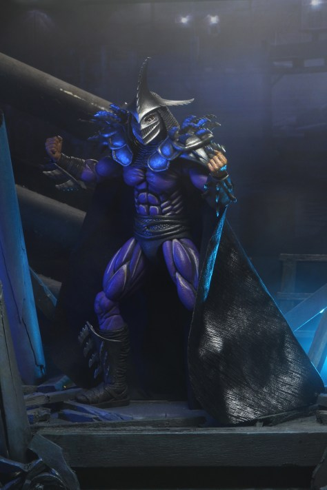 NECA TMNT 2 Deluxe Super Shredder 010