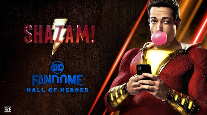 DC FanDome| Shazam! Sequel Titled: 'Shazam: Fury Of The Gods'