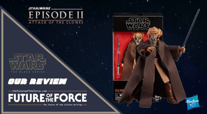 Black Series Review | Plo Koon (Attack Of The Clones)