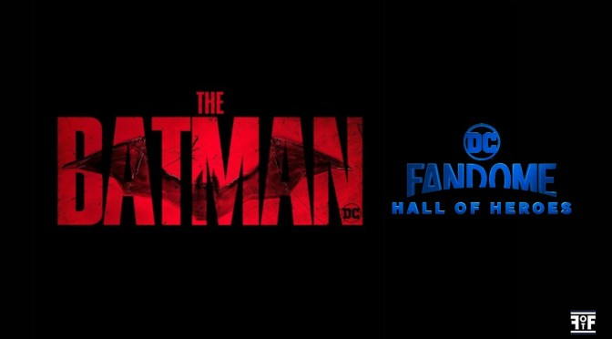 DC FanDome | Matt Reeves Unveils The Awesome Teaser Trailer For 'The Batman'