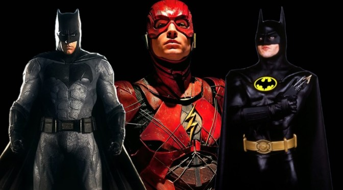 Michael Keaton and Ben Affleck To Return as Batman in 'The Flash'
