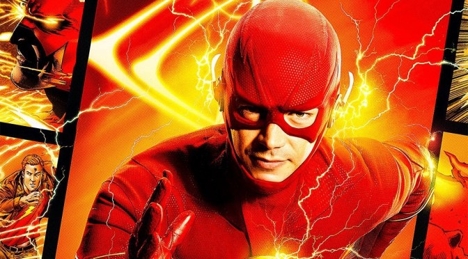 Arrowverse | New Posters For 'The Flash' Season 7 & 'Supergirl' Season 6