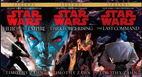 Star Wars The Thrawn Trilogy