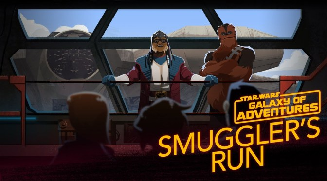 Millennium Falcon: Smugglers Run | Star Wars Galaxy of Adventures