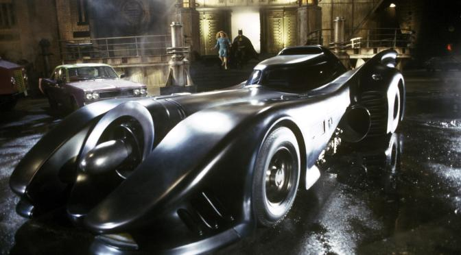 DC FanDome | 'The Batmobile'