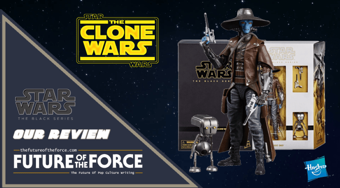 Black Series Review | Cad Bane & TODO-360 (The Clone Wars) (Exclusive)