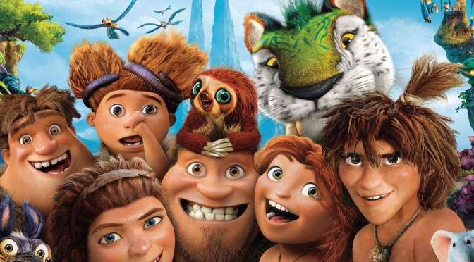 'The Croods' Strike Back For A New Age