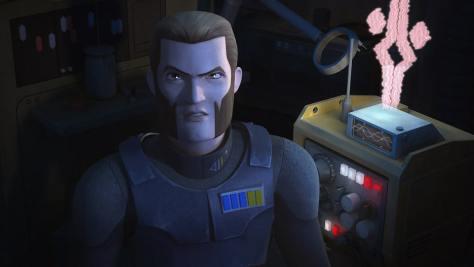 Agent Kallus - Star Wars Rebels