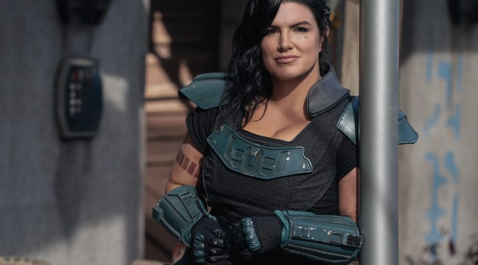 Lucasfilm Removes Gina Carano From Its Future Plans