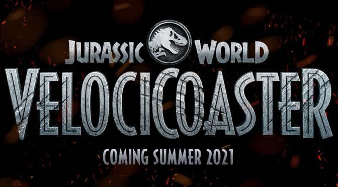 Universal Orlando Unveils The 'Jurassic World: Velocicoaster' Ride