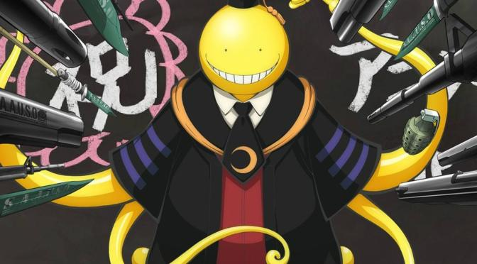 Check out Assassination: Classroom!