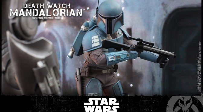 FIRST LOOK | HOT TOYS Reveals A New Death Watch Mandalorian Figure!