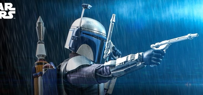 FIRST LOOK | HOT TOYS Reveals New Jango Fett Figure!
