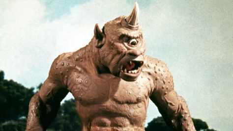 Ray Harryhausen Titan Of Cinema - The Cyclops