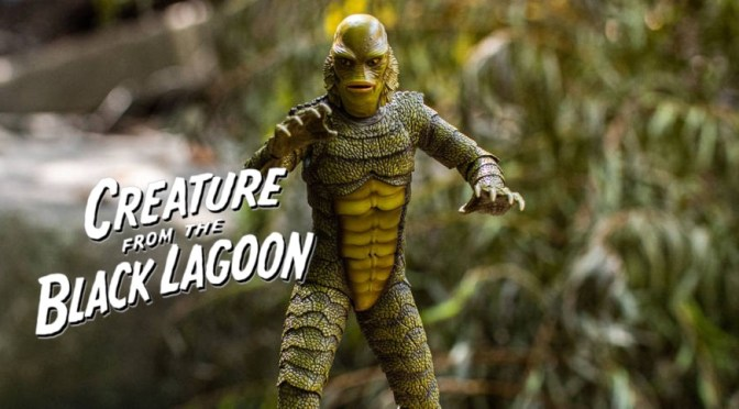 First Look | 'Creature From The Black Lagoon' 1/6 Scale Figures by Mondo