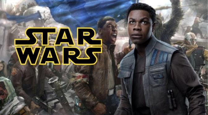 John Boyega Talks Finn's Scrapped Storyline in 'Star Wars: Episode IX'